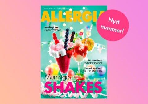 Nytt nummer av Allergia
