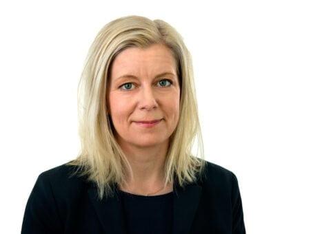 Emeli Lundström, forskningssekreterare på Astma- och Allergiförbundets Forskningsfond