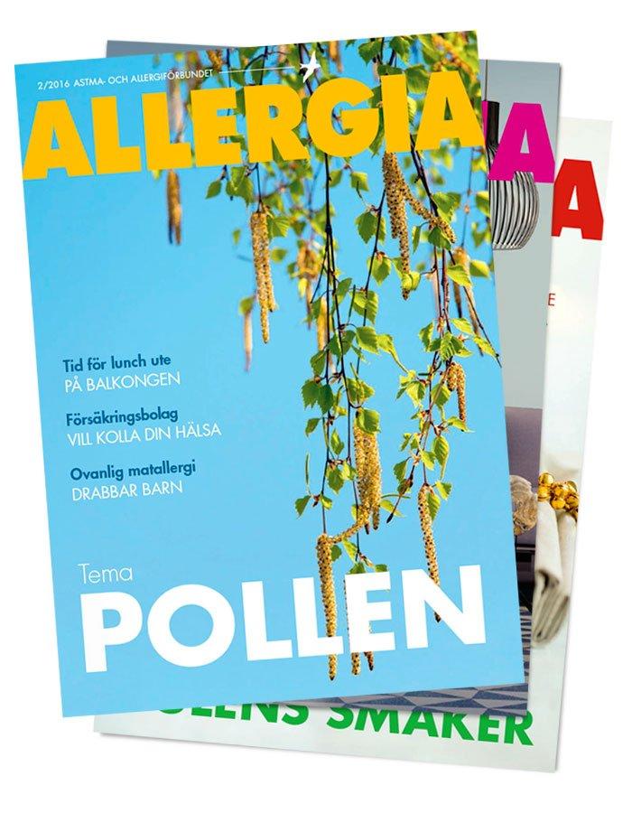 Allergia - kundtidning