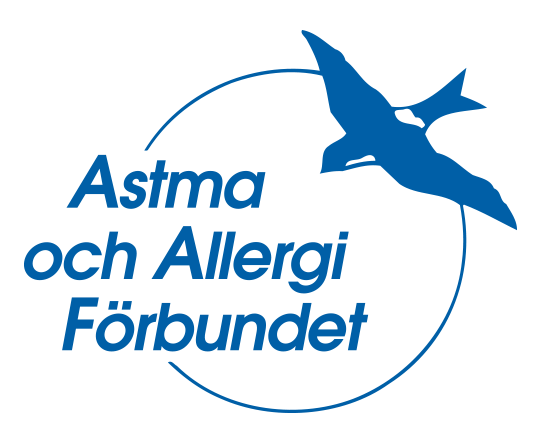 Logotyp för Astma- och Allergiförbundet