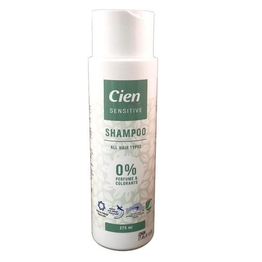 Svalanmärkt shampo