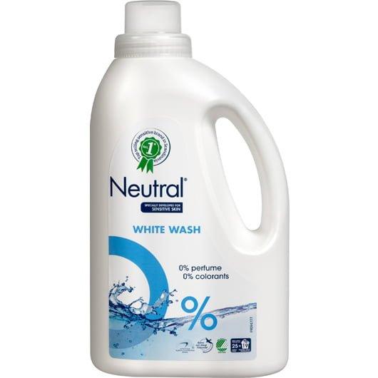 Svalanmärkt tvättmedel