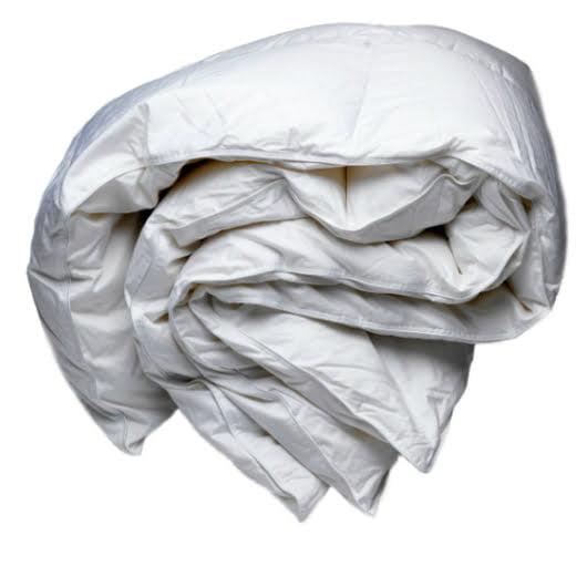 Svalanmärkt täcke