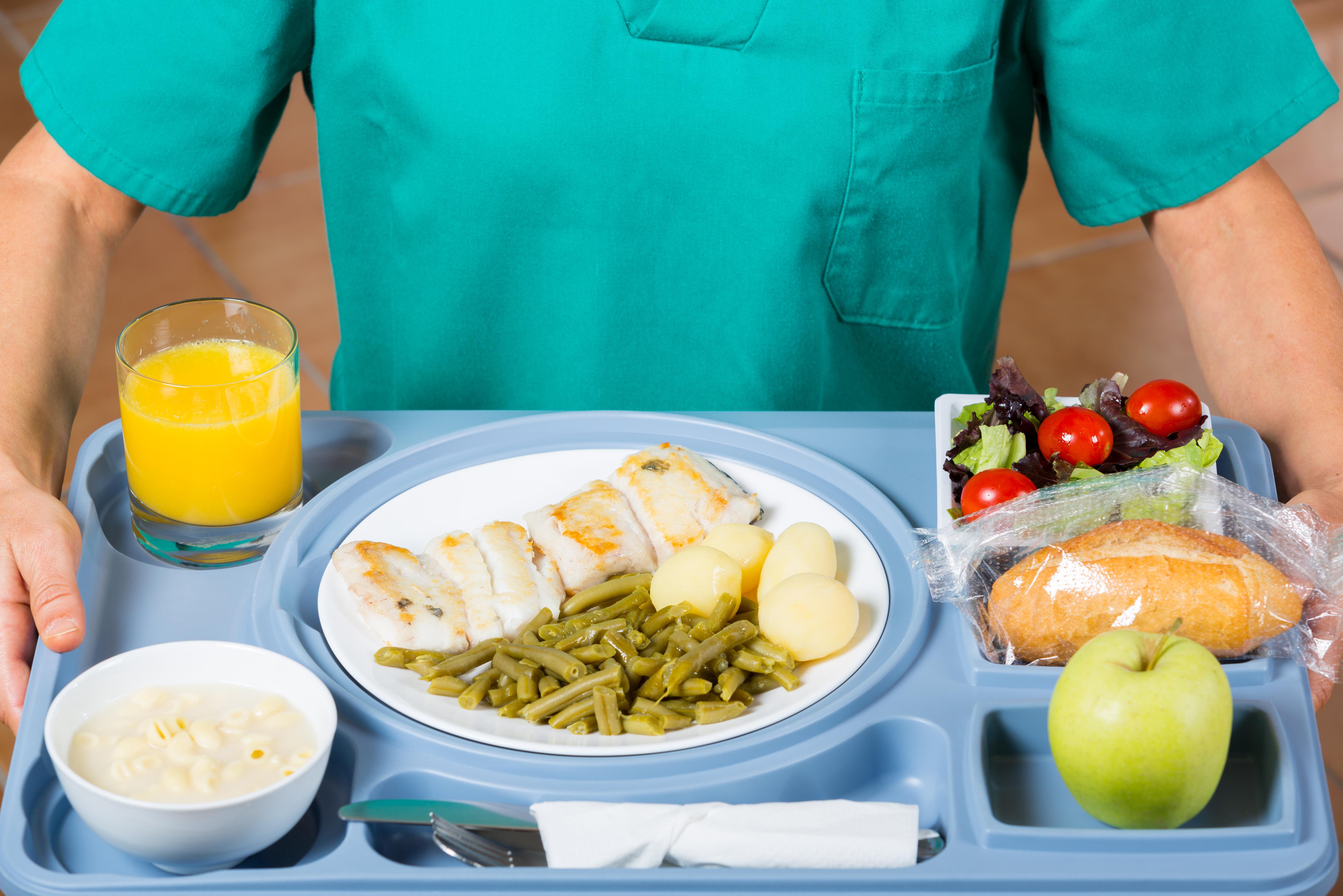 Mat i vården