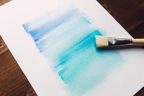 Lär dig måla med akvarell
