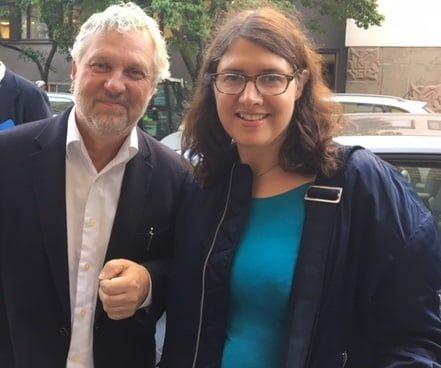 Marie-Louise och Peter Eriksson