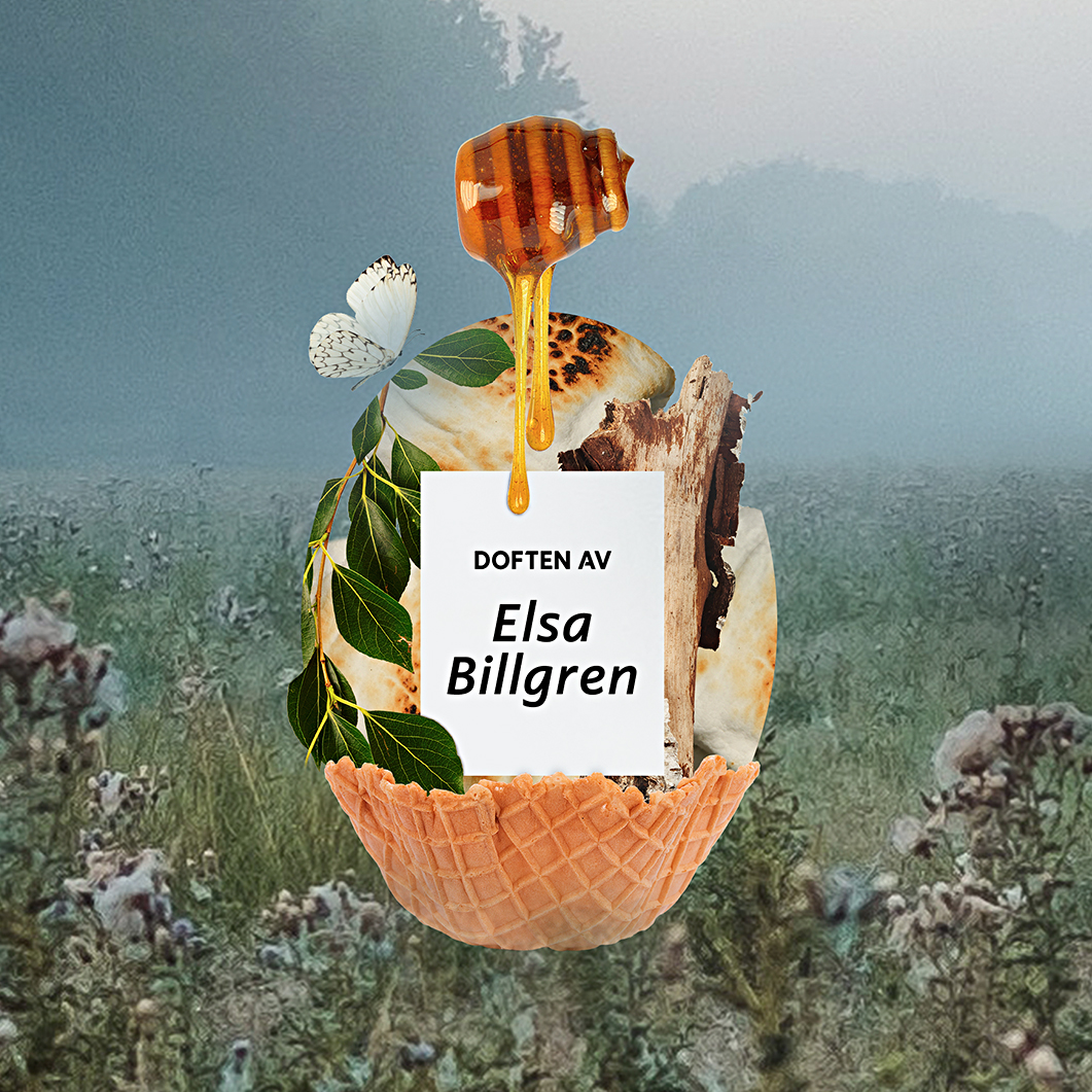 Elsa Billgren den personliga doften