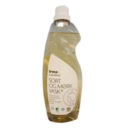 Tusindfryd Black Dark Liquid Detergent rPET small