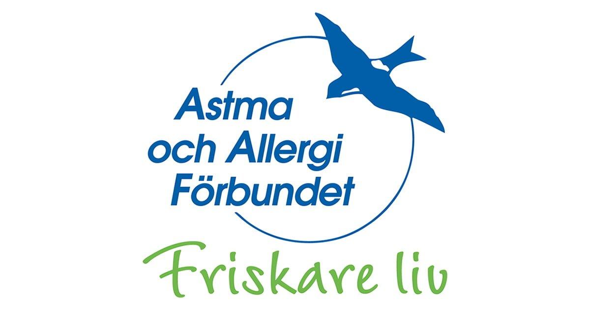 Logotyp Astma- och Allergiförbundet FB
