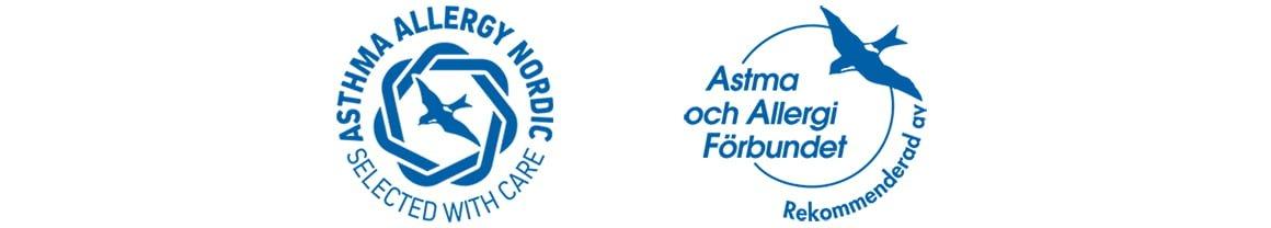 Rekommenderade produkter Astma och Allergiförbundet