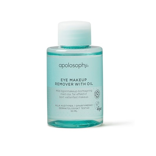 Apolosophy Eye make up remover