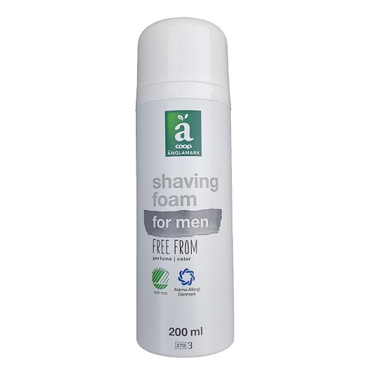 anglamark-shaving foam for men-200ml