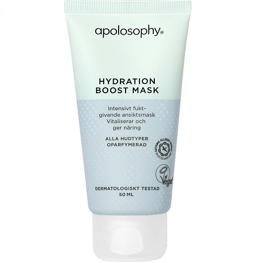 Apolosophy hydration boost mask