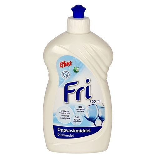 Effekt Fri diskmedel 500ml