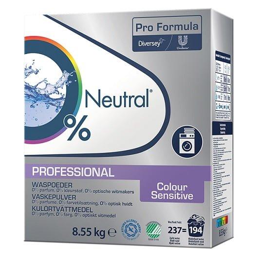 Neutral professional colour sensitive