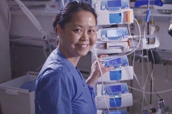 Michelle Chew, professor vid Institutionen för biomedicinska och kliniska vetenskaper (BKV) vid Linköpings universitet